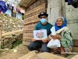ACT Berikan 4 Hewan Sapi Qurban di Desa Terpencil di Batang.