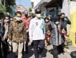 Mensos Risma, Penyaluran Bantuan Sosial di Kota Pekalongan Cukup Memuaskan.