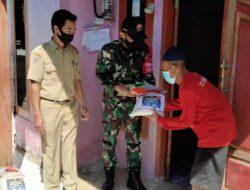 TNI Bantu Warga Kurang Mampu.