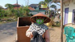 AMSINDO Jateng, Bagikan Sembako Untuk Masyarakat Batang.