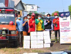 Jum'at Berkah, Operasi Pangan Gratis Dari ACT