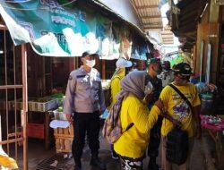 PPRT Bersama TNI/Polri Bagikan 1.000 Masker