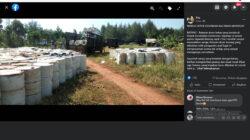 Warga Pesisir Pantai Sigandu Keluhkan Bau Kimia