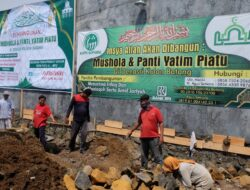 Peletakan Batu Pertama Panti Yatim Piatu Al-Ibriz Batang
