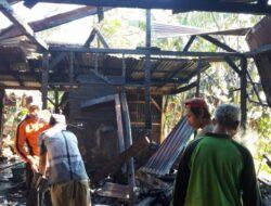 Kebakaran Rumah di Ngadirejo Reban, Kerugian Ditaksir Rp 125 Juta