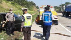 Kecelakaan di Jalan Tol Semarang-Batang mengakibatkan Mantan Dandim Batang Henry Napitupulu meninggal dunia, Selasa (7/9/2021).