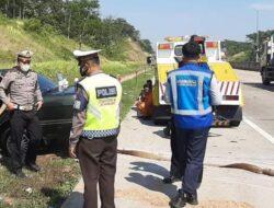 Kecelakaan di Tol, Mantan Dandim Batang Henry Napitupulu Meninggal Dunia