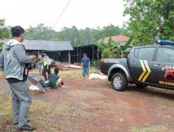 Kecelakaan Motor vs Dump Truk, 2 Korban Tewas