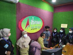 HMJ KPI IAIN Pekalongan Berkunjung Ke Radio Abirawa FM Batang