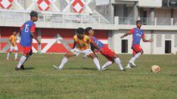 Laga Ujicoba Persibat Unggul 2-0 PSIW Wonosobo