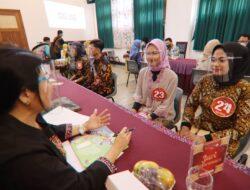 Sebanyak 45 Peserta Duta Wisata Pekalongan Diuji Pengetahuan